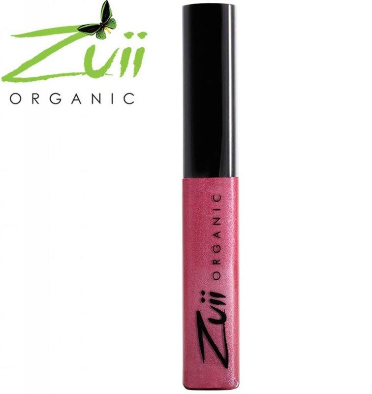 Zuii Organic Organic Lip Gloss Tint Maple