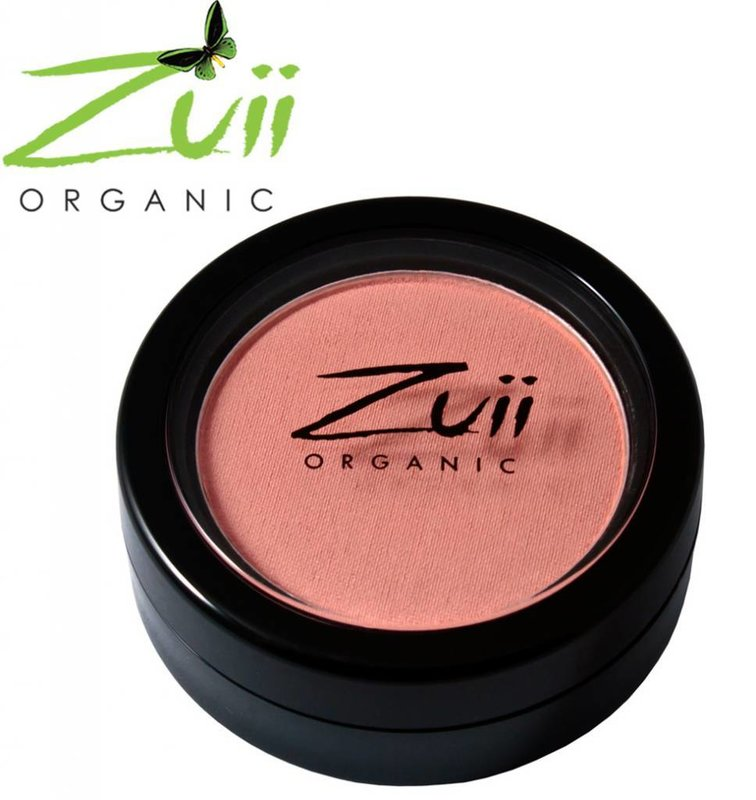 Zuii Organic Organic Compact Blush Peach