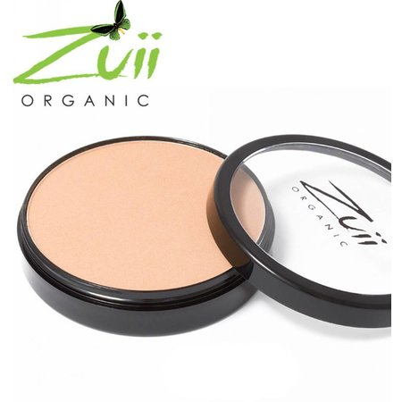 Zuii Organic Compact Foundation Ivory