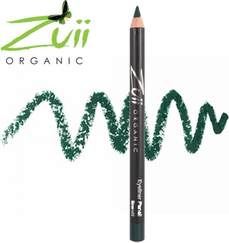 Zuii Organic Natürlicher Kajalstift Grün