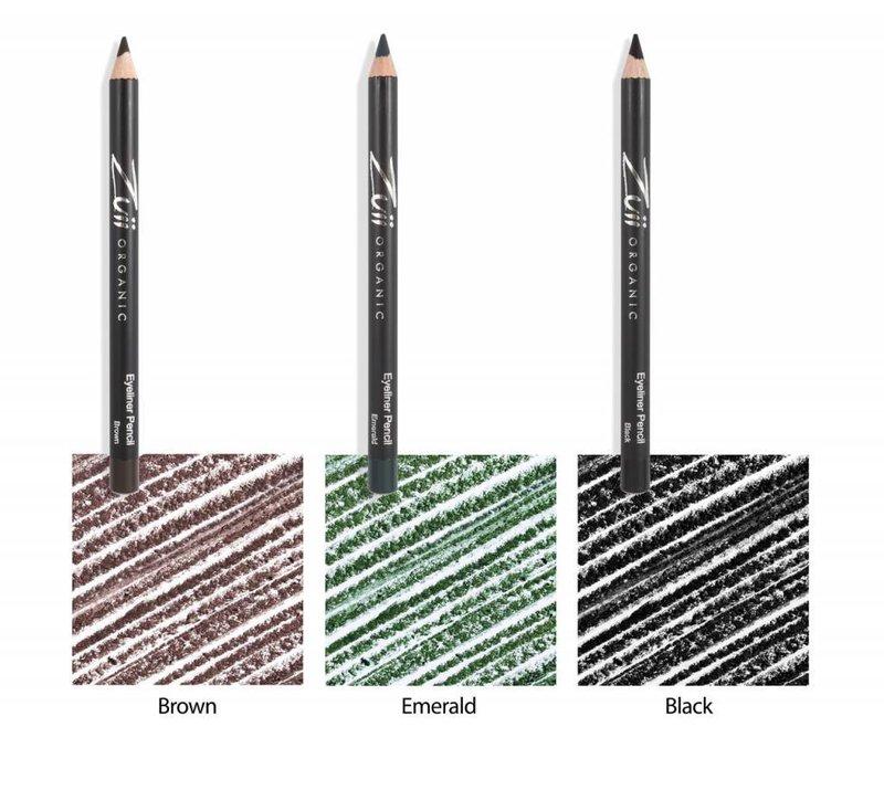 Zuii Organic Organic Eyeliner Pencil Black