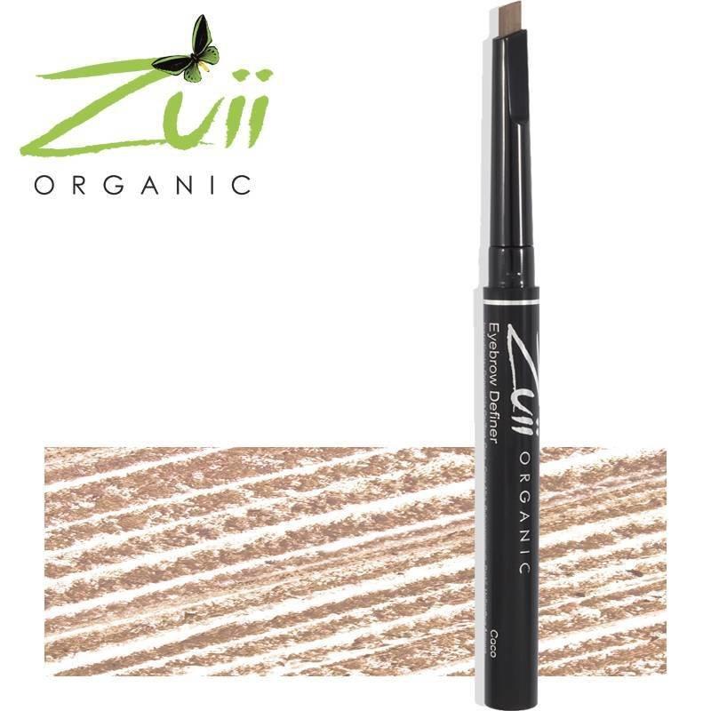Zuii Organic Organic Eyebrow Definer Coco