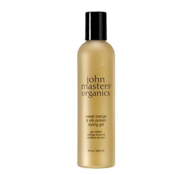 John Masters Organics Natürliches Haar-Styling-Gel