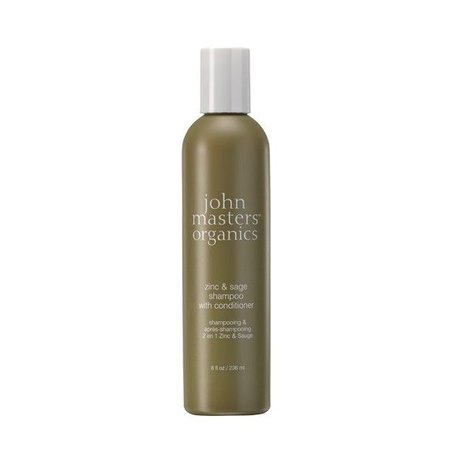 John Masters Organics Zinc & Sage Shampoo & Conditioner 2in1