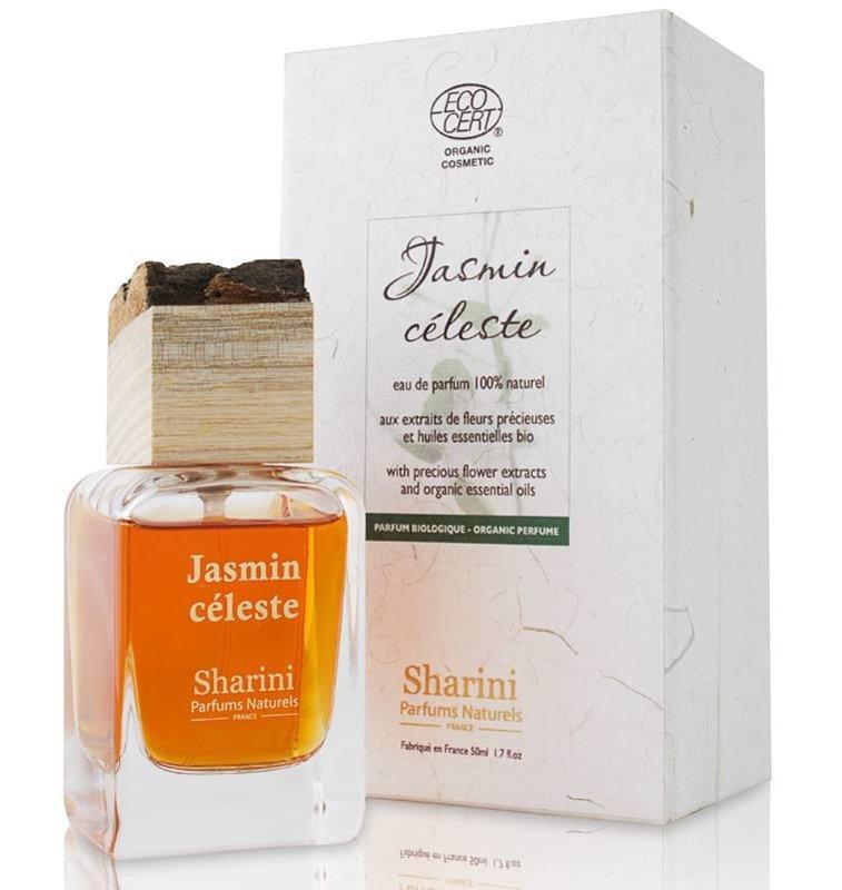 Sharini Naturduft Jasmin Céleste