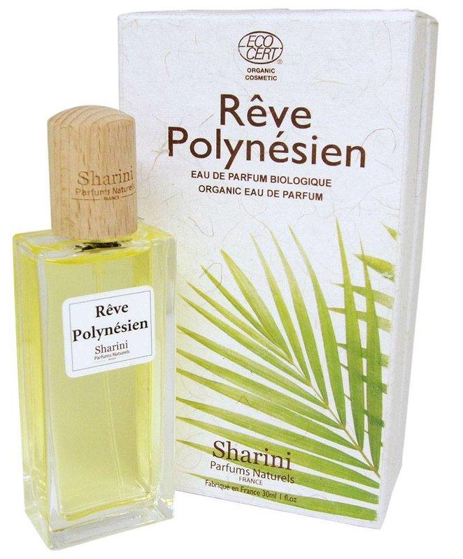 Sharini Natural Fragrance Rêve Polynésien