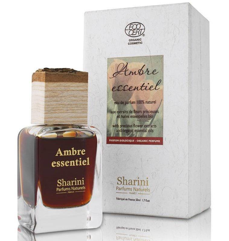 Sharini Natural Fragrance Ambre Essential