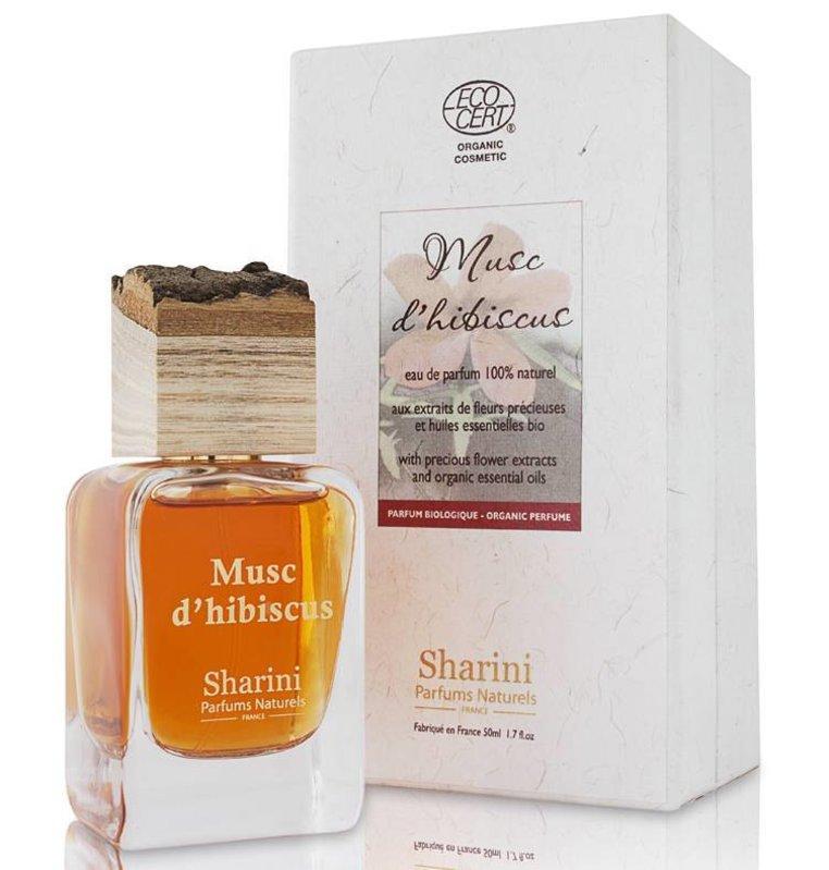 Sharini Natural Fragrance Musc d'Hibiscus