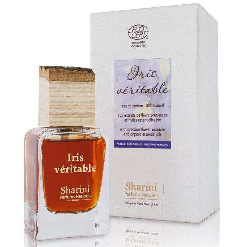 Sharini Naturduft Iris Véritable