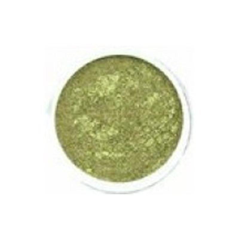 Pavèz Mineralischer Lidschatten Sparkling Moss