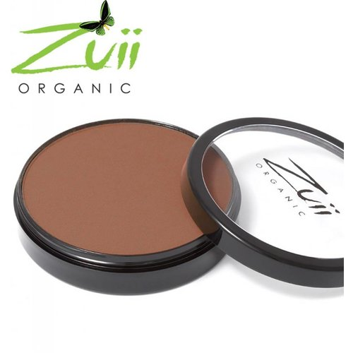 Zuii Organic Compact Foundation Earth