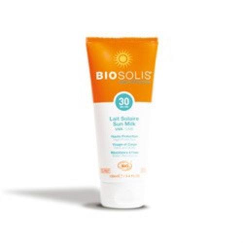 Biosolis Sonnenmilch Gesicht & Körper SPF30