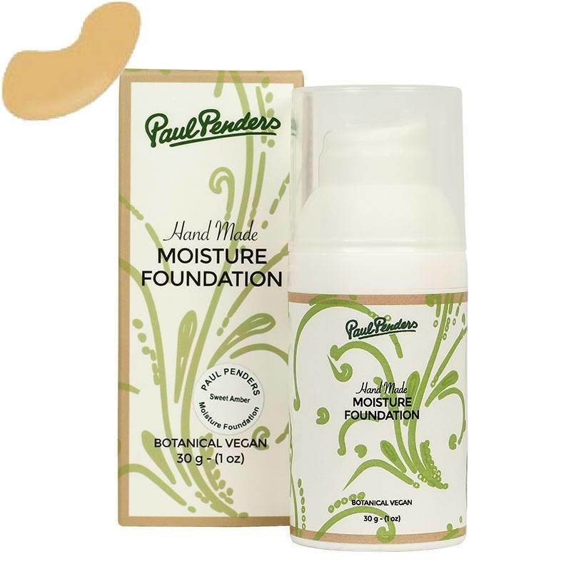Paul Penders Natürliche Flüssige Foundation Sweet Amber