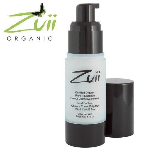 Zuii Organic Colour Corrective Primer Mint