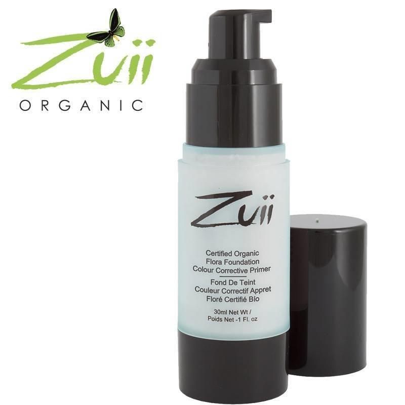 Zuii Organic Colour Corrective Primer Minze