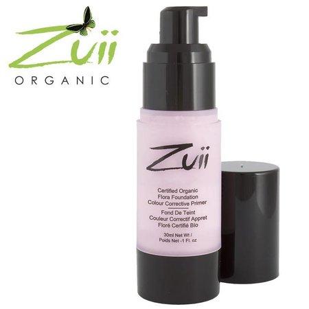 Zuii Organic Colour Corrective Primer Mauve