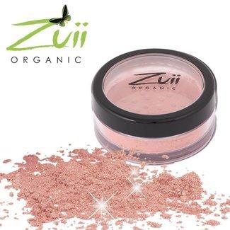 Zuii Organic Flora Diamond Sparkle Blush Peach