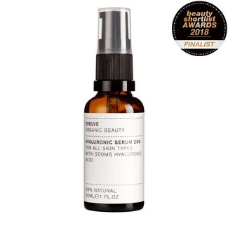 Evolve Beauty Hyaluronic Serum 200