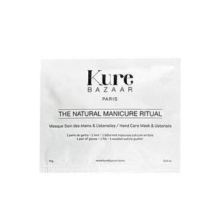 Kure Bazaar The Natural Manicure Ritual