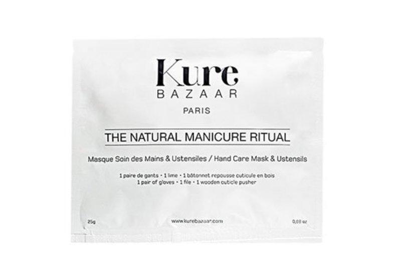 Kure Bazaar Natural Manicure Mask