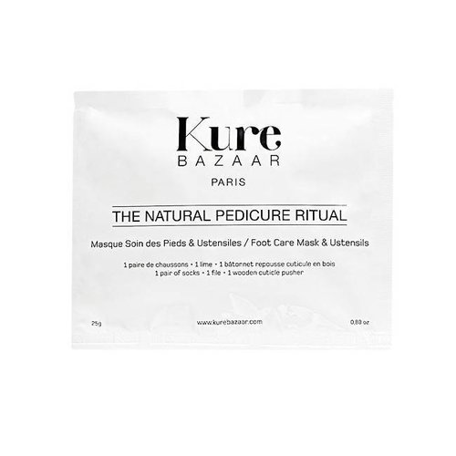 Kure Bazaar The Natural Pedicure Ritual