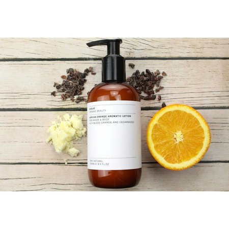 Evolve Beauty African Orange Aromatic Lotion