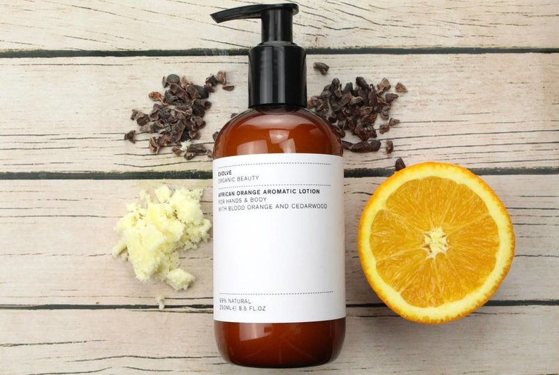 Evolve Beauty Natural Hand- and Body Lotion