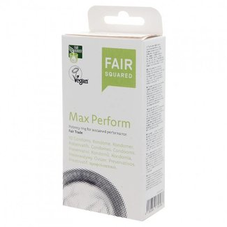 Fair Squared Condoms MaxPerform