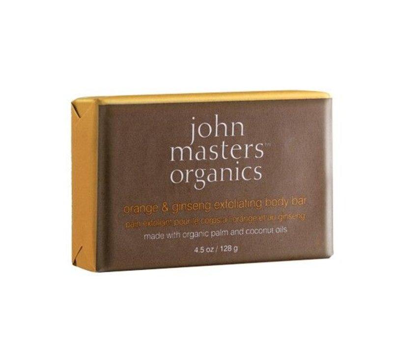 John Masters Organics Natürliche Peeling-Seife