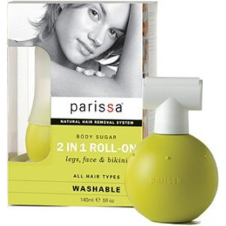 Parissa 2 in 1 Roll-On Wax