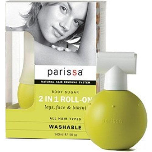 Parissa 2 in 1 Roll-On Wax