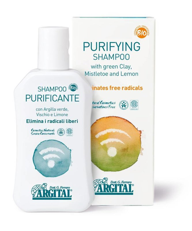 Argital Organic Purifying Shampoo
