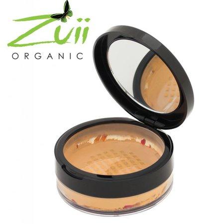 Zuii Organic Loose Powder Foundation Sandstone