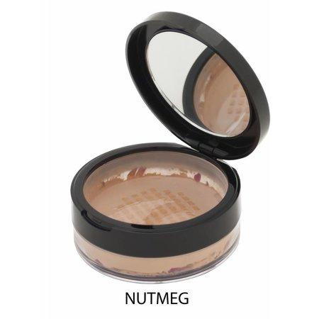Zuii Organic Lose Pulver Foundation Nutmeg