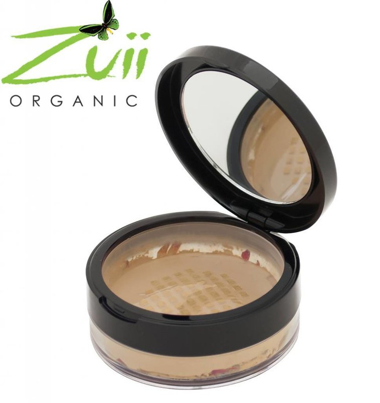 Zuii Organic Loose Powder Foundation Dune