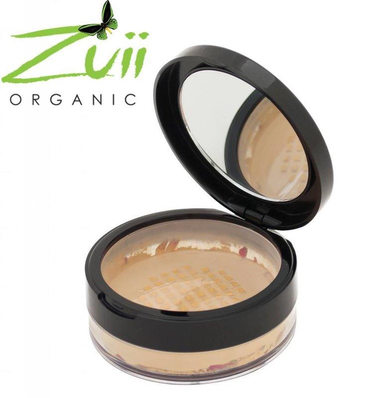 Zuii Organic Öko-Lose Pulver Foundation Alabaster