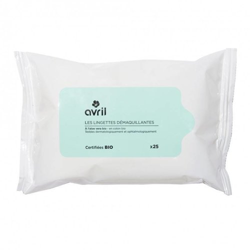 Avril Face Cleansing Wipes
