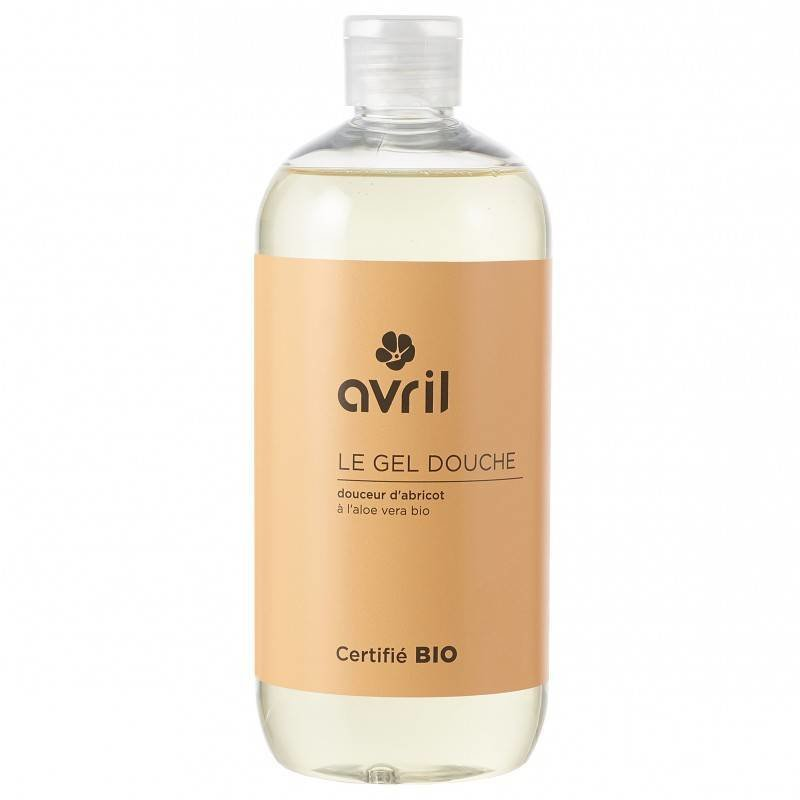 Avril Bio-Duschgel Abricot