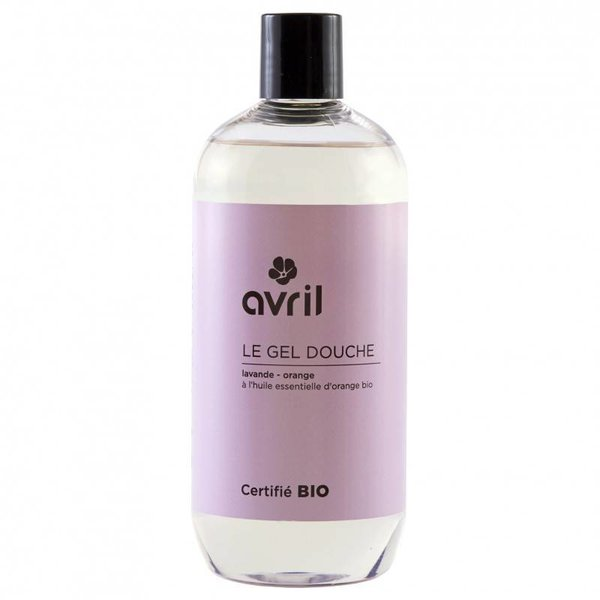 Bio Duschgel Lavendel