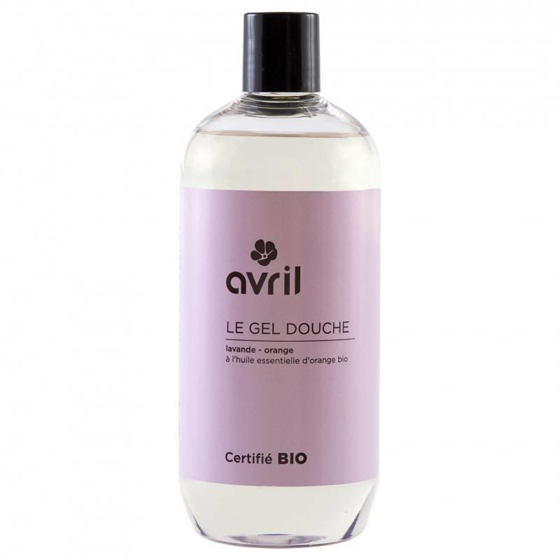 Avril Organic Shower Gel Lavander