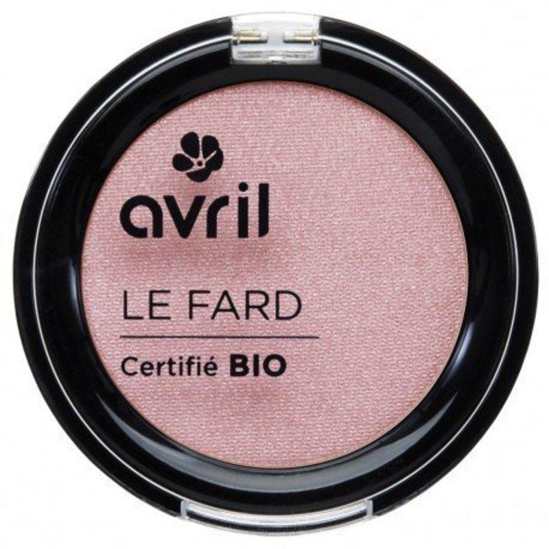 Avril organischer rosa Lidschatten Aurore