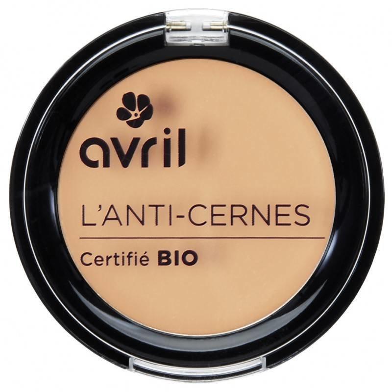 Avril Organic Cream Concealer Nude