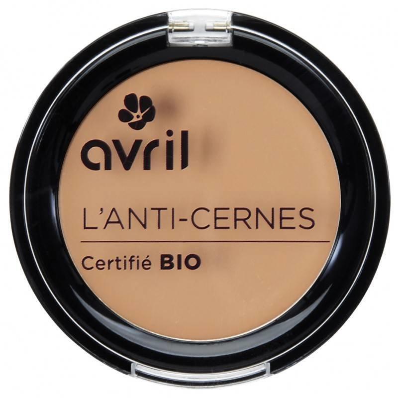 Avril Organic Cream Concealer Doré