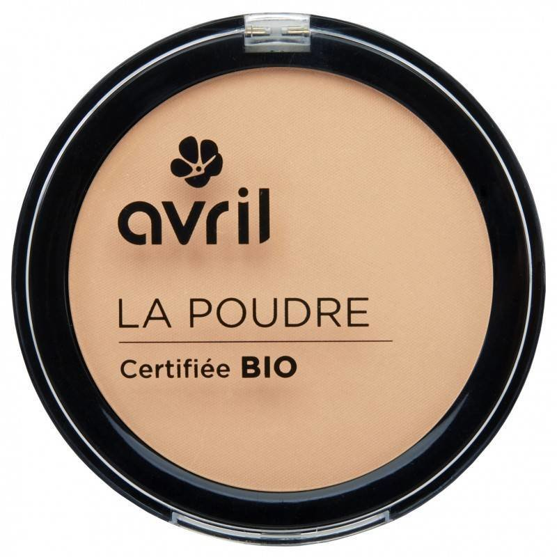 Avril Organic Compact Powder Foundation Clair