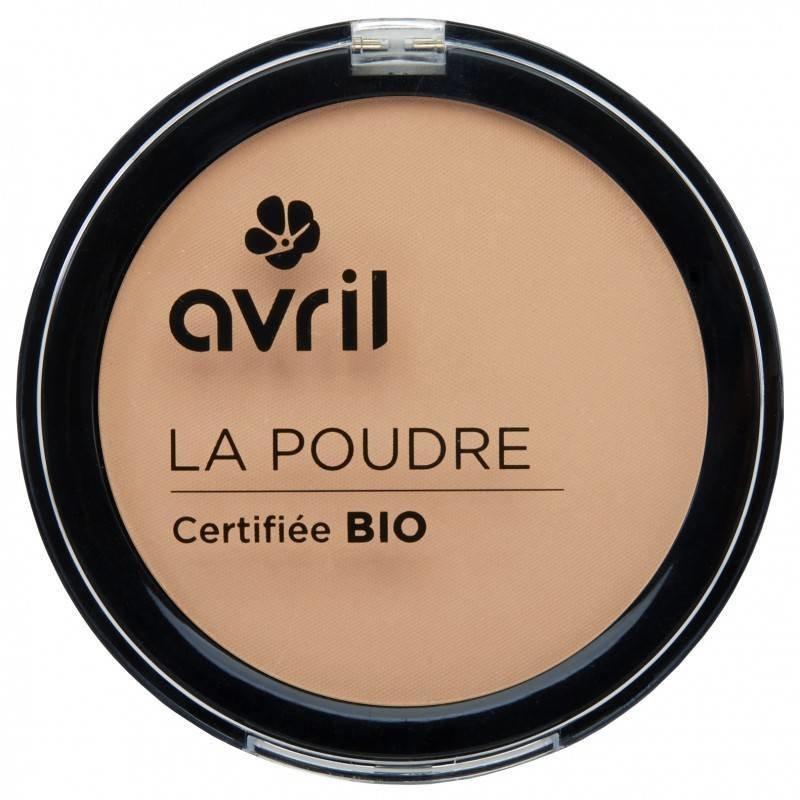 Avril Organische Kompakt-Pulver Foundation Nude