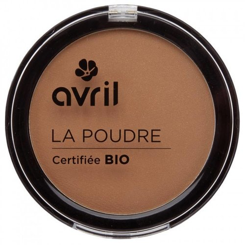 Avril Compact Powder Bronzer Camel
