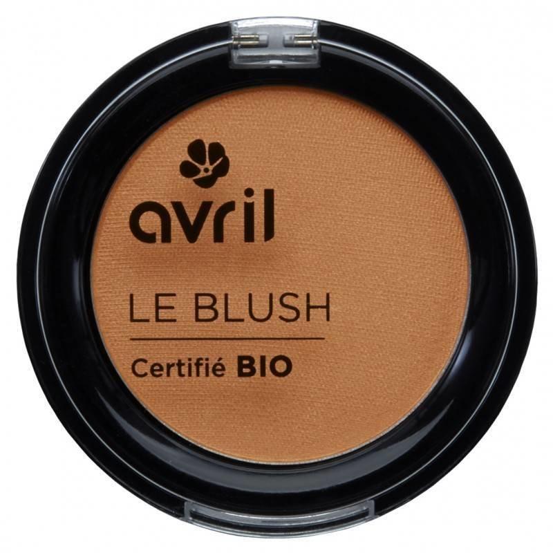 Avril Organic Compact Powder Blush Terre Cuite