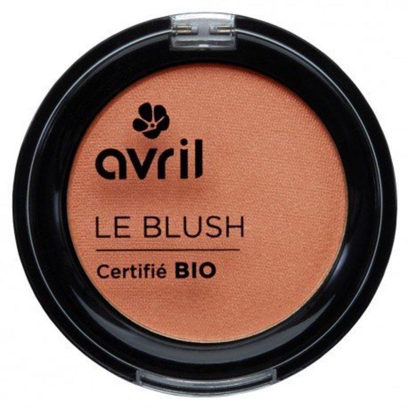 Avril Organic Compact Powder Blush Pêche Rosé