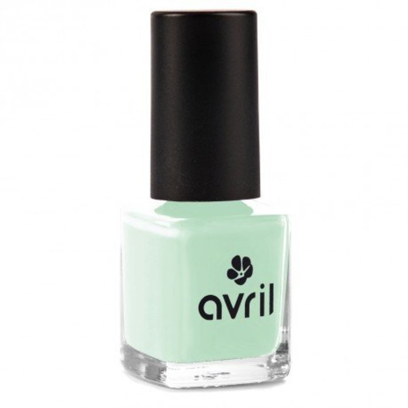 Avril Natural Nail Polish Vert d'Eau