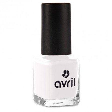 Avril Nail Polish French Blanc